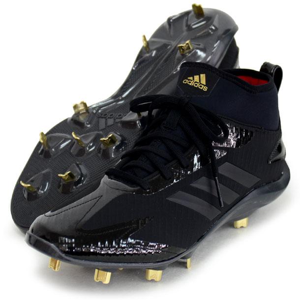 91 アディゼロスタビルPROMID【adidas】アディダス野球ソフトスパイク19SS (B76023)*25