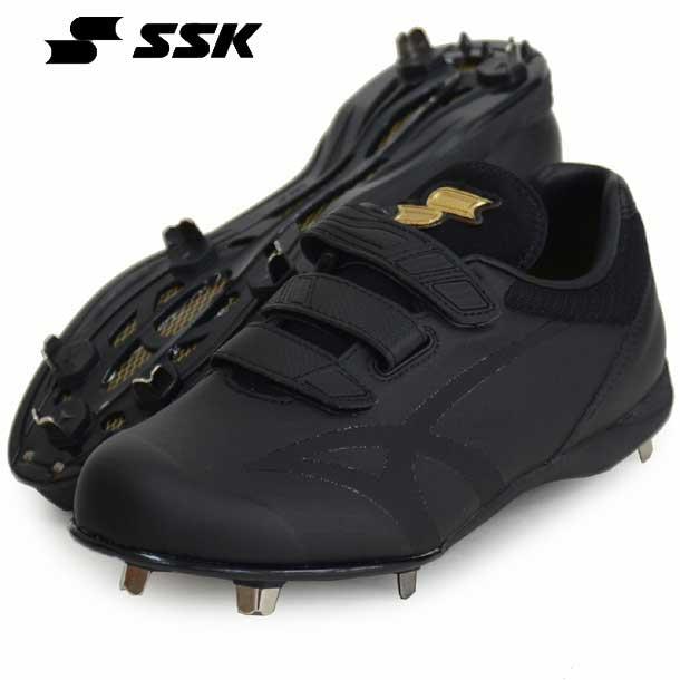 マキシライトV-V【SSK】エスエスケイ野球 スパイク 埋込金具19SS (ESF3007-9090)*20