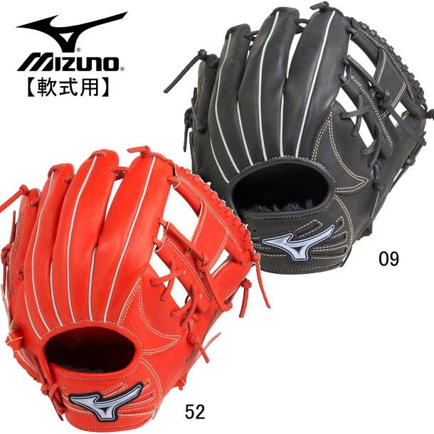 軟式用ダイアモンドアビリティ坂本型/サイズ9【MIZUNO】野球 軟式用グラブ 19SS(1AJGR20723)*25