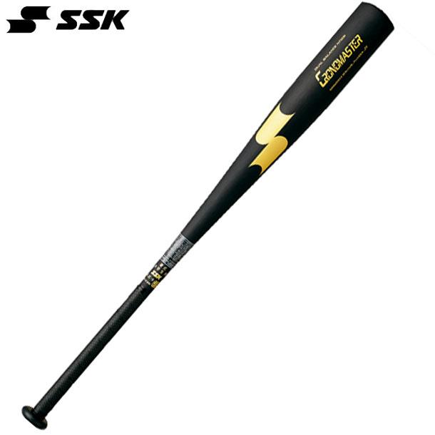 クロノマスターJH 【SSK】エスエスケイ野球 中学硬式金属製バット 19SS (SBB2003)*30