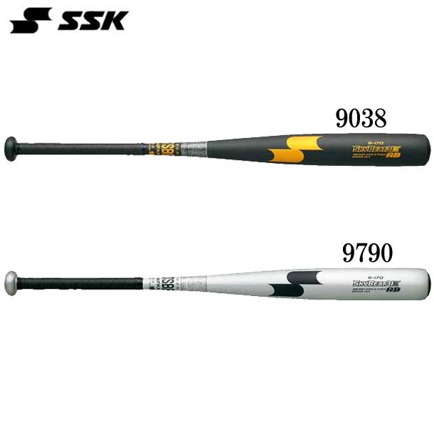 軟式バット スカイビート31K RB 【SSK】エスエスケイ 野球 一般軟式金属製バット 19SS (SBB4000)*26