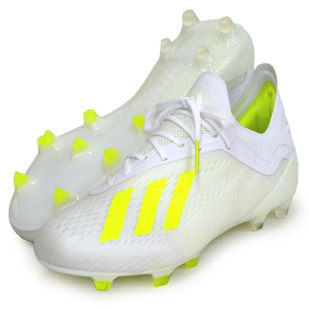 エックス 18.1 FG/AG 【adidas】アディダス サッカースパイク X 19SS(BB9348)*10