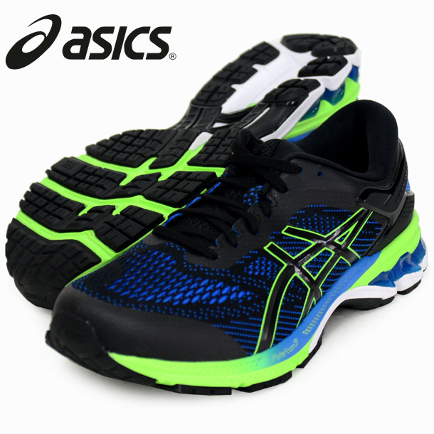 GEL-KAYANO 26-EW【ASICS】●アシックスRUNNING FOOTWEAR ROAD19AW (1011A536-003)*31