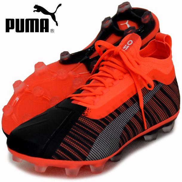 プーマ ワン5.1 HG【PUMA】プーマ ● サッカースパイク 19FH(105616-01)*47