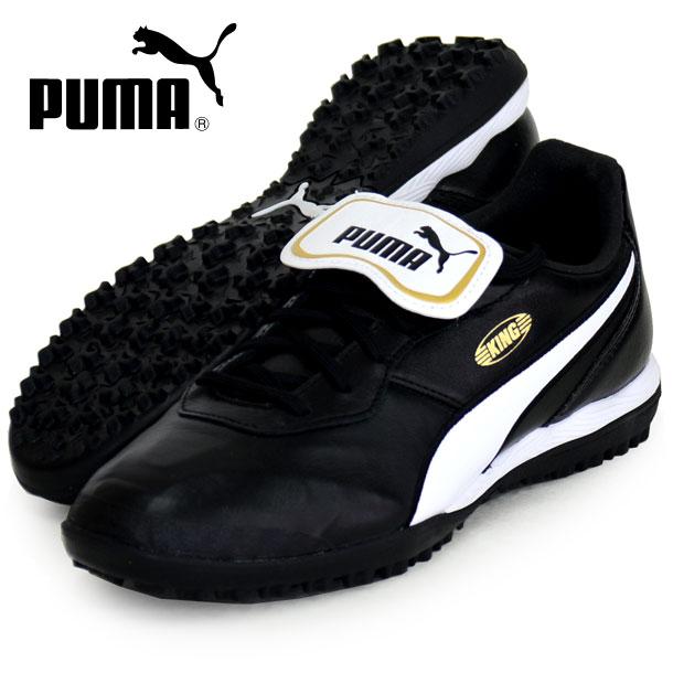 プーマ キング トップ TT 【PUMA】プーマ サッカー トレーニングシューズ 19FA(105734-01)*00