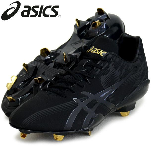 ゴールドステージ SPEED AXEL SM-P 【ASICS】アシックス野球 BASEBALL FOOTWEAR 金具スパイク19AW(1121A036-001)*25