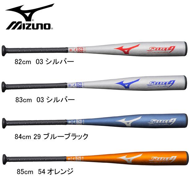 軟式用金属製セレクトナイン【MIZUNO】ミズノ 野球 軟式バット19AW(1CJMR14182/83/84/85)*35