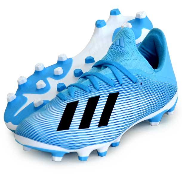 エックス 19.3 HG/AG【adidas】アディダス サッカースパイク X19Q3(EF7549)*21