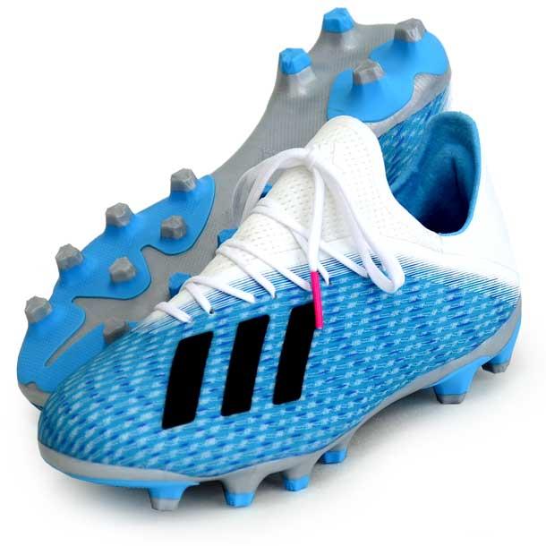 エックス 19.2 HG/AG【adidas】アディダス サッカースパイク X19Q3(EF9111)*20