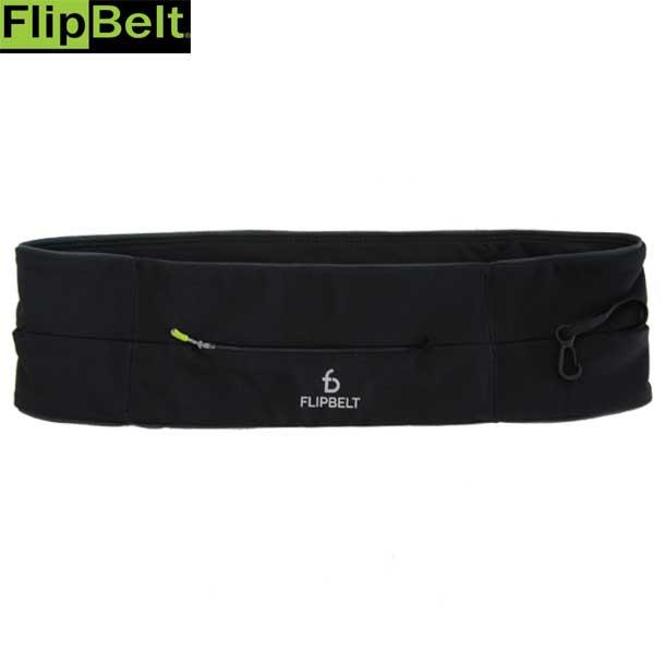 FLIPBELTジッパー BLACK【Flip Belt】フリップベルトリクジョウバッグ(fzb)*19