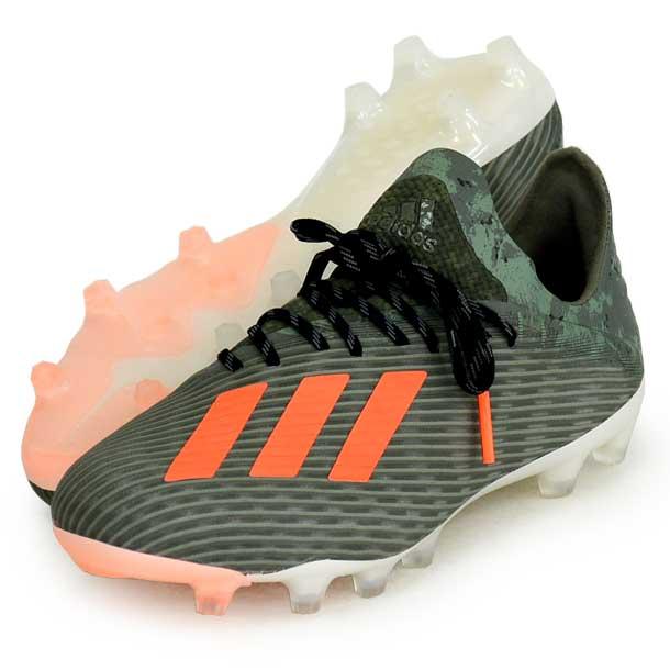 エックス 19.1 AG 【adidas】アディダス ● サッカースパイク X 19Q4(F35677)*52