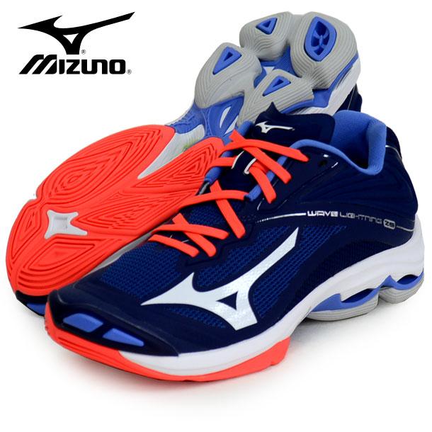 ウエーブライトニング Z6【MIZUNO】ミズノバレーボール シューズ20SS(V1GA200017)*25