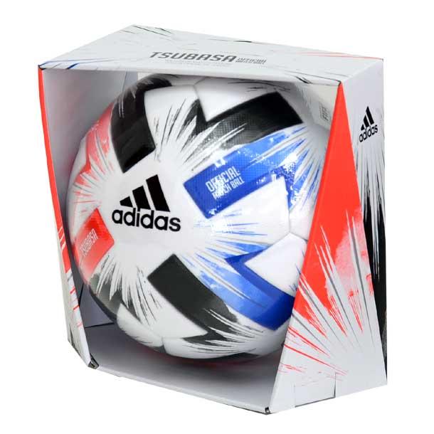 2020年FIFA主要大会 公式試合球 TSUBASA(ツバサ) サッカーボール 5号球 【adidas】アディダス 国際公認球・検定球 サッカーボール 5号球 20SS(AF510)*20