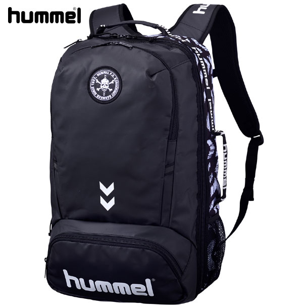 FC SKULLATHLETE DAYPACK II【hummel】ヒュンメルデイパック・ザック・リュック20SS (HFB6130ZS)*00