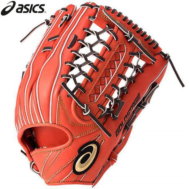 ※理由ありグラブ※ゴールドステージ SPEED AXEL 軟式用グローブ外野手用【ASICS】アシックス 野球 ベースボール(3121A330@)*40