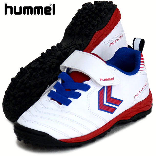 サッカー 新作多数 トレーニングシューズ ジュニア プリアモーレV VTF ランキング総合1位 Jr. HJS2124-1020 フットサルシューズ20SS 66 hummel ヒュンメル