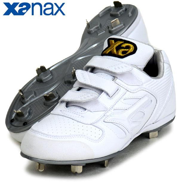トラストCL【XANAX】ザナックス 野球 金具スパイク20SS(BS325CL-0101)*10