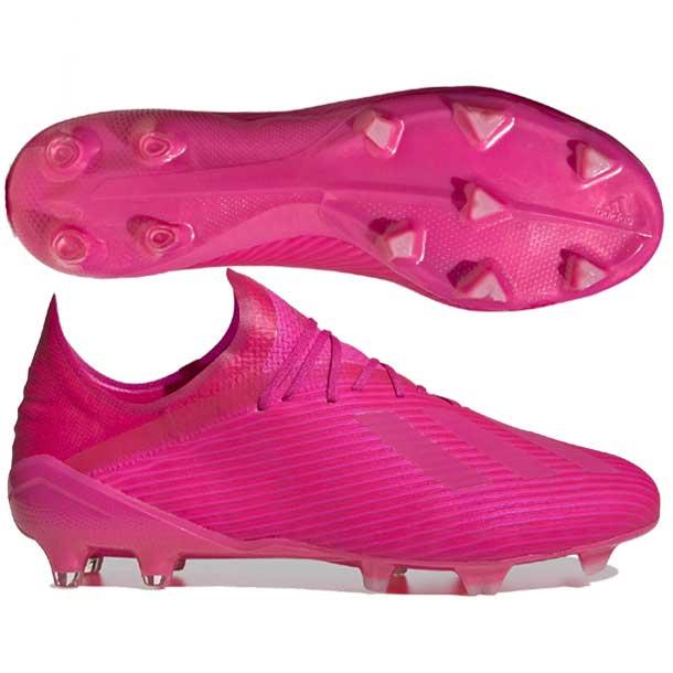 <先行予約受付中!>エックス 19.1 FG【adidas】アディダス サッカースパイク X (発送は6月6日頃の予定です)20Q1(FV3467)*10