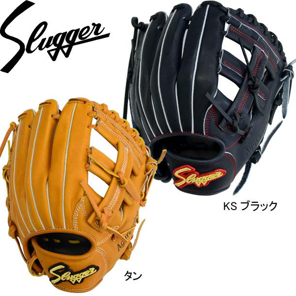 少年軟式オールラウンド用グローブ【SLUGGER】クボタスラッガー 野球グラブ20SS(LT19-GS2)*10