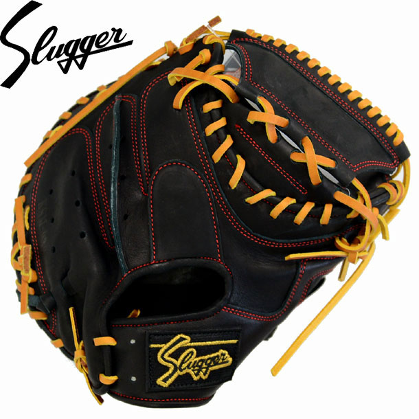 軟式用 キャッチャーミット【SLUGGER】クボタスラッガー 野球グラブ20SS(KSM-038)*20