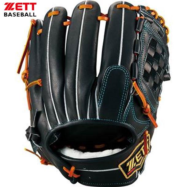 軟式用プロスティタス ※グラブ袋付 【ZETT】ゼット 野球 軟式グラブ二塁手・遊撃手用モデル20SS(BRGB30256)*00