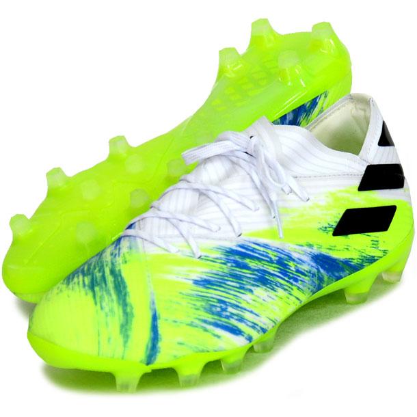 ネメシス 19.1 AG 【adidas】アディダス サッカースパイク NEMEZIZ 20Q2(EG7333)*10