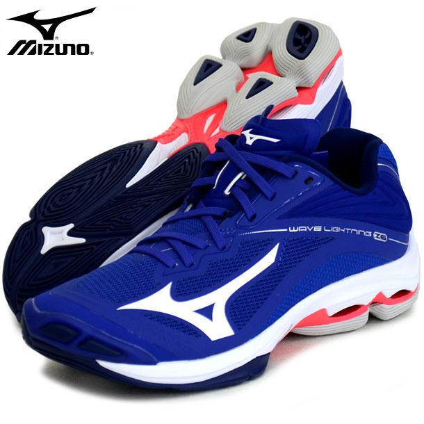 ウエーブライトニング Z6(ユニセックス)【MIZUNO】ミズノ バレーボールシューズ20AW(V1GA200020)*20