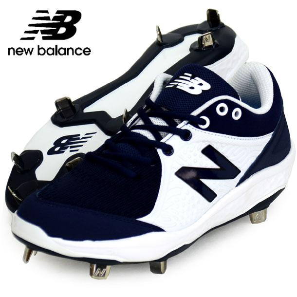 CLEATS【New Balance】ニューバランス野球 金具スパイク(L3000TN5D)*20