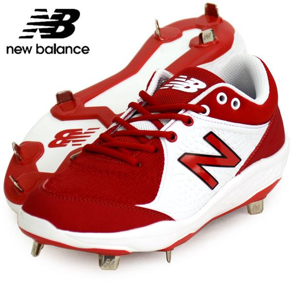 CLEATS【New Balance】ニューバランス野球 金具スパイク(L3000TR5D)*20