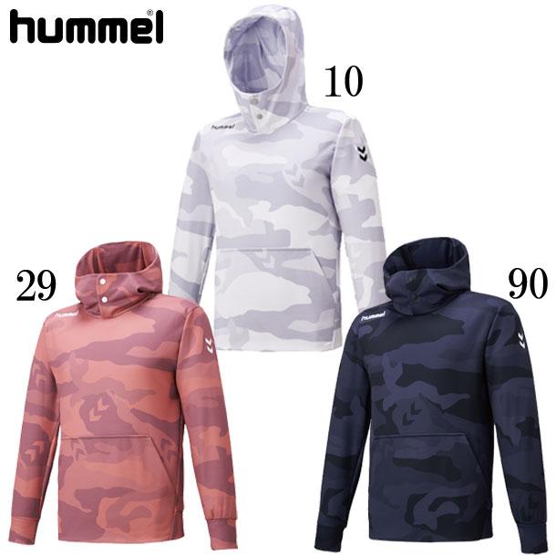 スウェット 新商品 サーモスウェットフーディー hummel 新着セール ヒュンメル 73 HAP8212 スウェットシャツ19FW