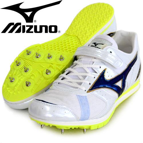 フィールド ジオA J【MIZUNO】 ミズノ 陸上スパイク 走幅跳/三段跳/棒高跳専用 15SS(U1GA154136)*31