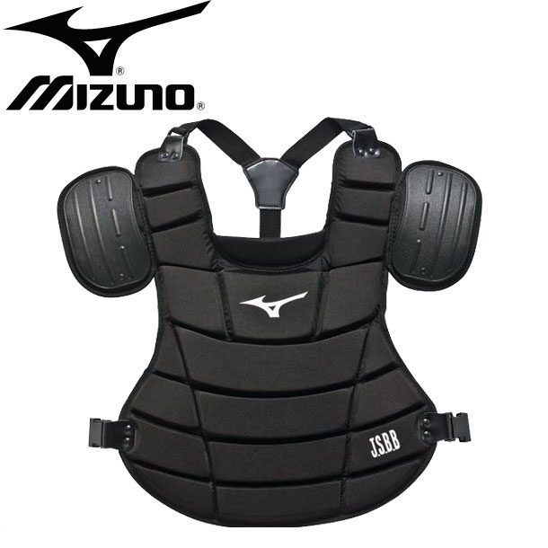 審判用プロテクター(軟式用インサイド)(野球)【MIZUNO】 プロテクター(2YA44409)*25