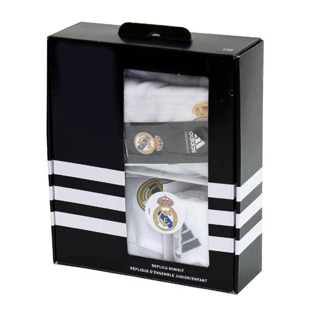 Real Madrid Home replica mini kit adidas junior replica are 15 FW (JOG95-S12662) * 0