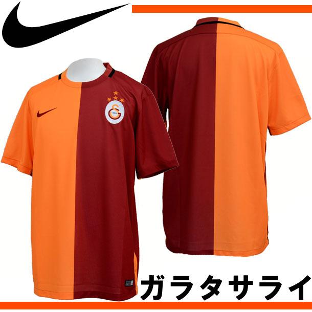 Turkey Galatasaray Nike DRI-FIT GS home stadium judge Nike Galatasaray  replica shirt 15 HO (658816-629) * 20