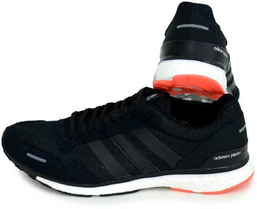 adizero Japan boost 3 Wide●阿迪达斯跑步鞋16SS(AF6568)※40