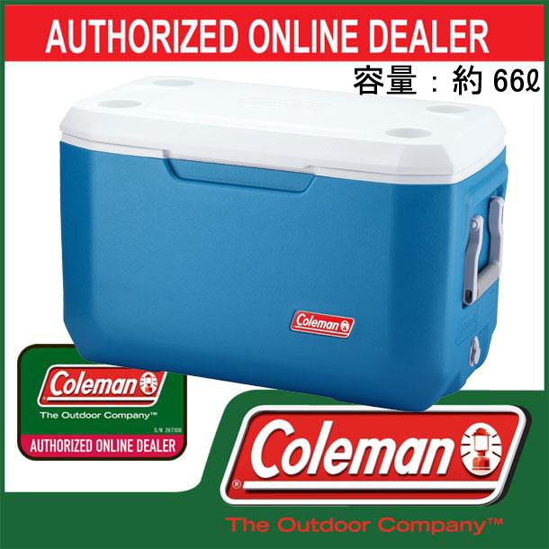 エクストリーム クーラー/70QT(アイスブルー)【coleman】コールマン クーラーボックス 16SS(3000004433)*00