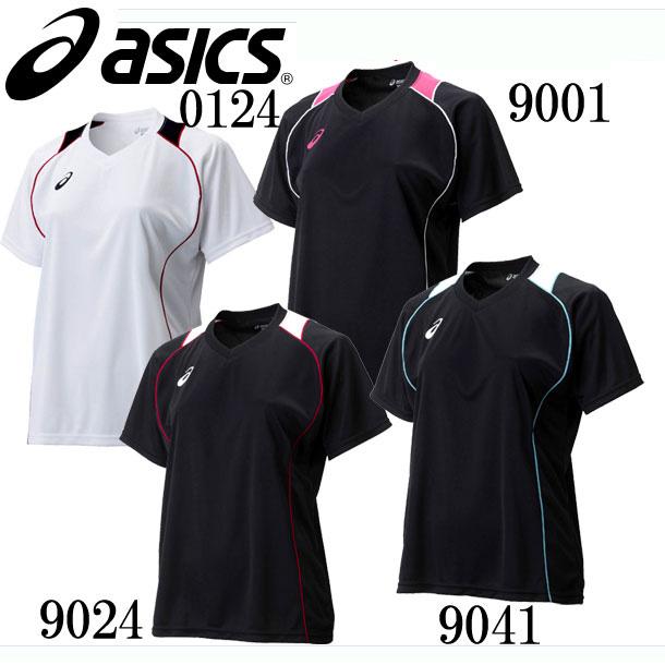 アシックス asics WSプラシャツHS xw6418 レディース バレーボールウェアー16SS 商店 XW6418 50 ご注文で当日配送