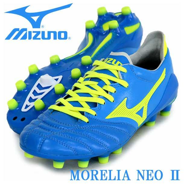 モレリア ネオ 2 【MIZUNO】ミズノ スパイク MORELIA NEO 2 16AW (P1GA165044)*10