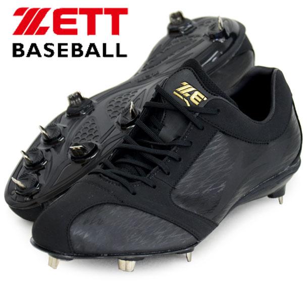 金具スパイク スーパーグランドジャック【ZETT】ゼット 金具野球スパイク17FW(BSR2786-1919)*20