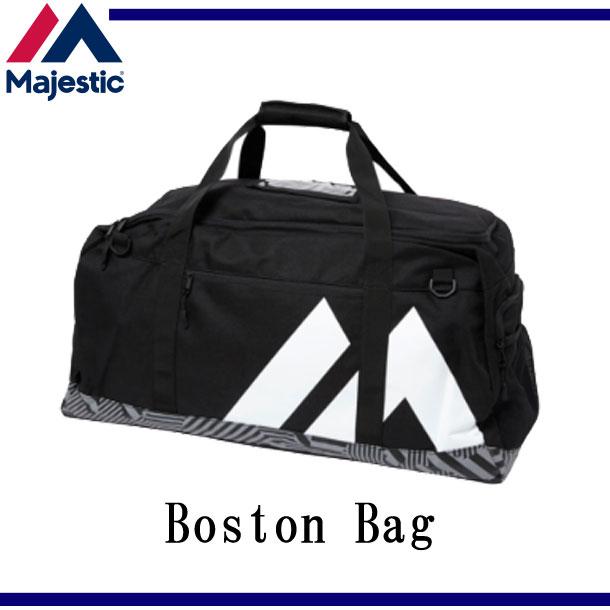 Boston Bag【Majestic】マジェスティック 野球バッグ17AW(MK-XM13MAJ0006)*00