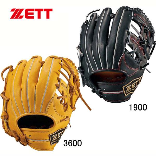 少年軟式用 ネオステイタスオールラウンド用【ZETT】ゼット 野球 少年グラブ 18SS(BJGB70810)*20
