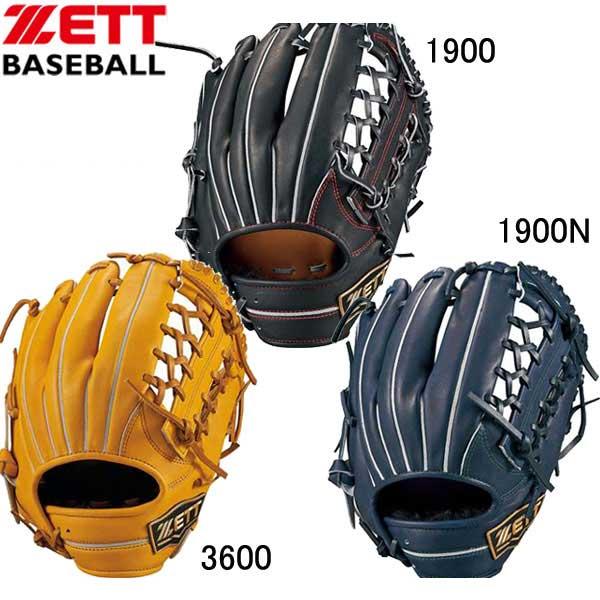 軟式用ネオステイタス オールラウンド用【ZETT】ゼット野球 軟式グラブ 18SS(BRGB31830)*25