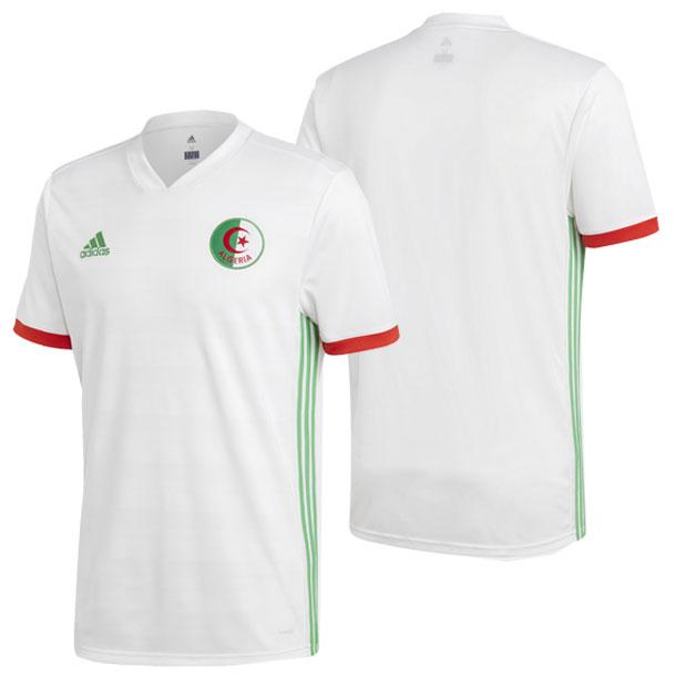 アルジェリア代表ホームレプリカユニフォーム半袖【adidas】アディダス サッカー レプリカウェア18SS(DSI37-BQ4519)*00