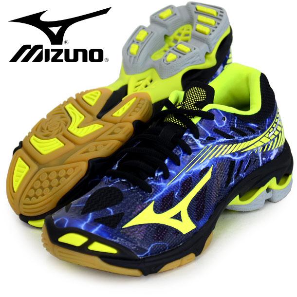 ウエーブライトニングZ4【MIZUNO】ミズノ バレーボールシューズ18SS(V1GA180000)*29