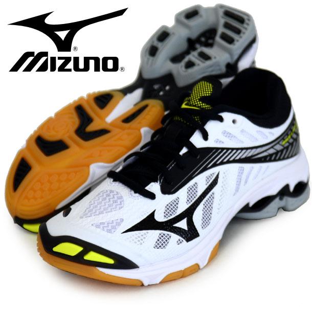 ウエーブライトニングZ4【MIZUNO】ミズノ バレーボールシューズ18SS(V1GA180009)*28