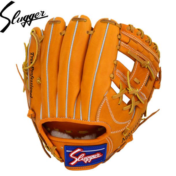 軟式グローブ 内野手用【SLUGGER】クボタスラッガー 軟式グラブ18SS(KSN-23MS)*21