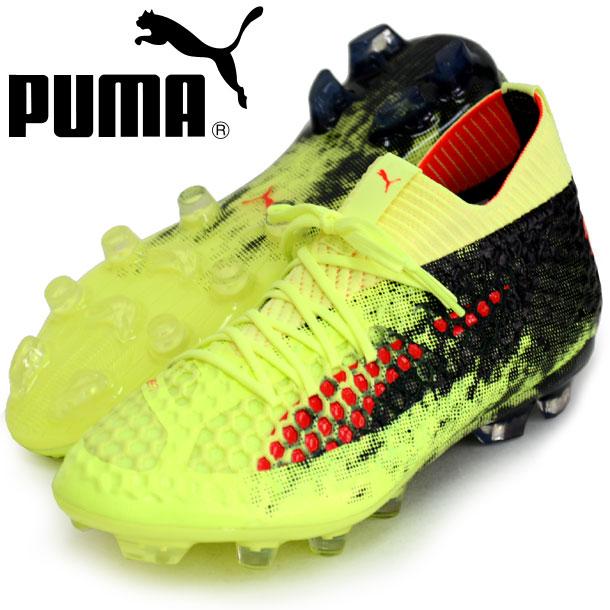 フューチャー 18.1 NETFIT HG【PUMA】プーマ ● サッカースパイク18SS(104899-01)*35