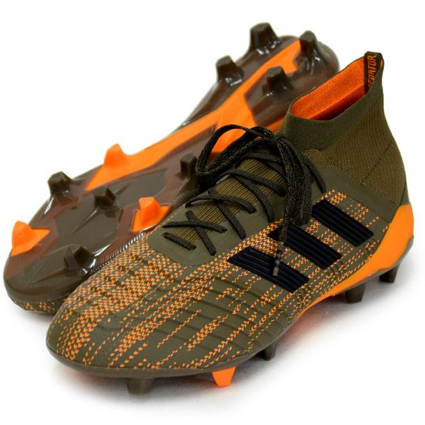 プレデター 18.1 FG/AG【adidas】アディダス ● サッカースパイク PREDATOR 18SS(CM7412)*41
