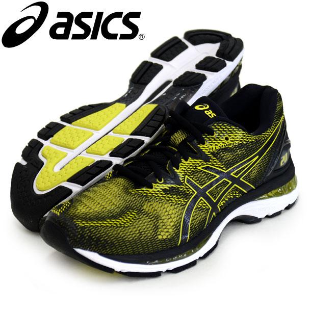 GEL-NIMBUS 20【ASICS】●アシックスランニングシューズ RUNNING FOOTWEAR ROAD18SS (TJG975)*41