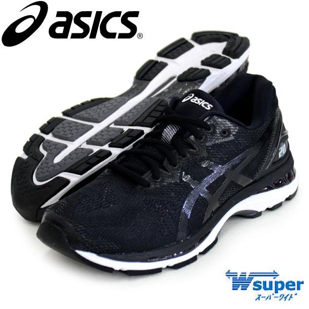 GEL-NIMBUS 20-SW(スーパーワイド)【ASICS】アシックスランニングシューズ RUNNING FOOTWEAR ROAD18SS (TJG976)*28